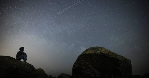 The most incredible meteor shower of the year is about to ...