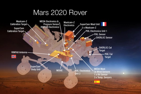 NASA Touts 2020 Mars Rover's Scientific Gear - NBC News