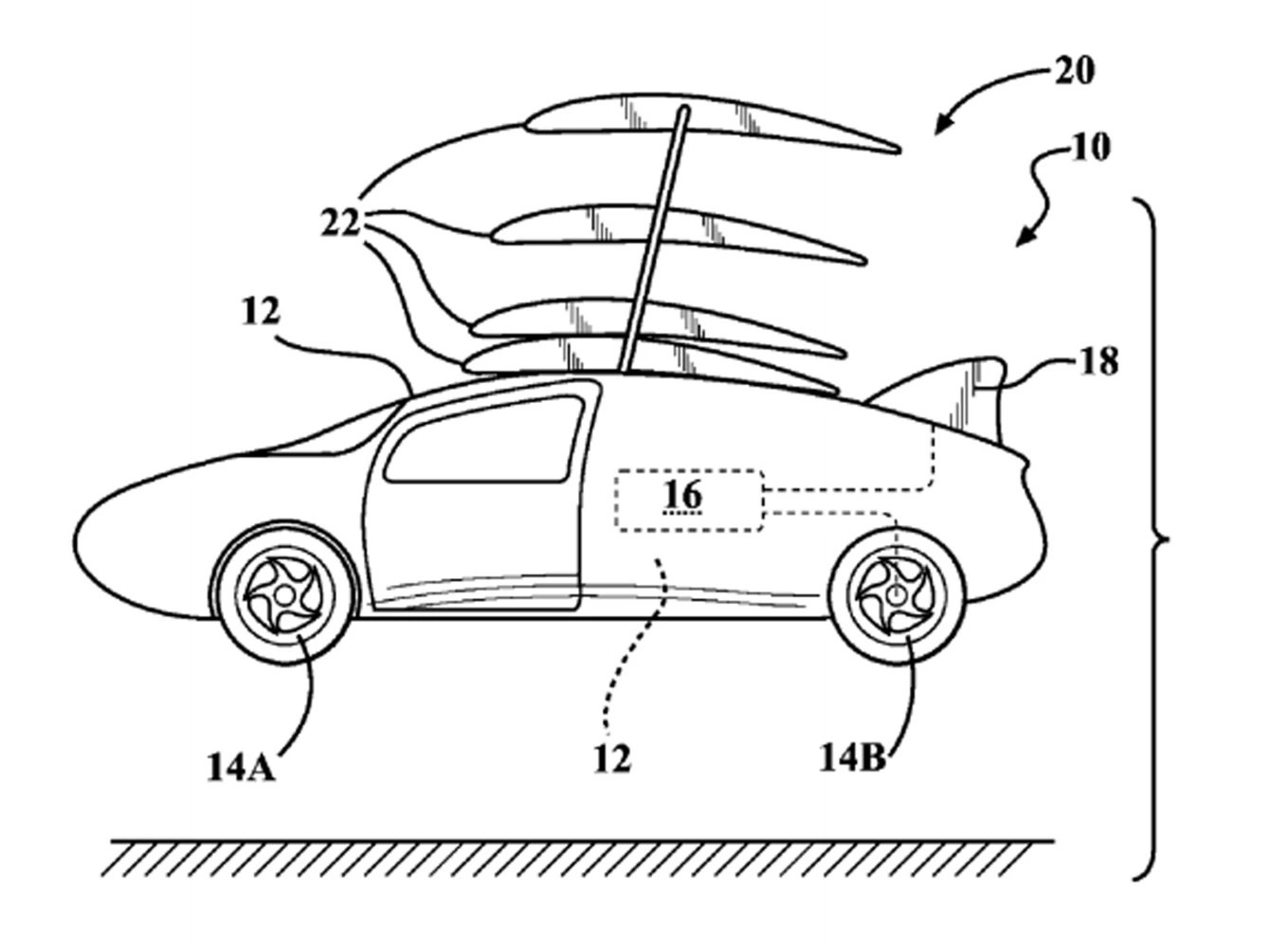 Is Toyota Trying To Build A Flying Car If So It Won T Be
