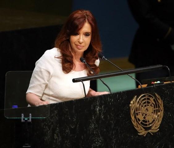 Image: Líderes Mundiales Dirección La Assmebly General de la ONU