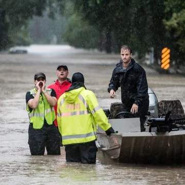 Image: South Carolina Hit By Historic Rain And Flooding