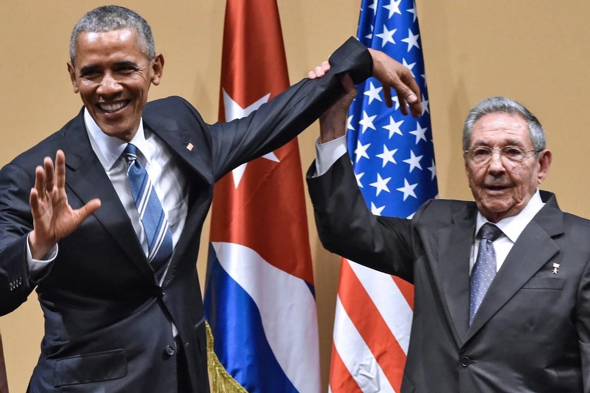 Image result for obama castro