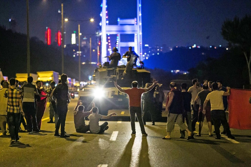 Will another coup occur in Turkey?