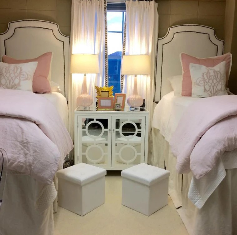 Ole Miss dorm room goes viral with amazing design makeover After Five Designs