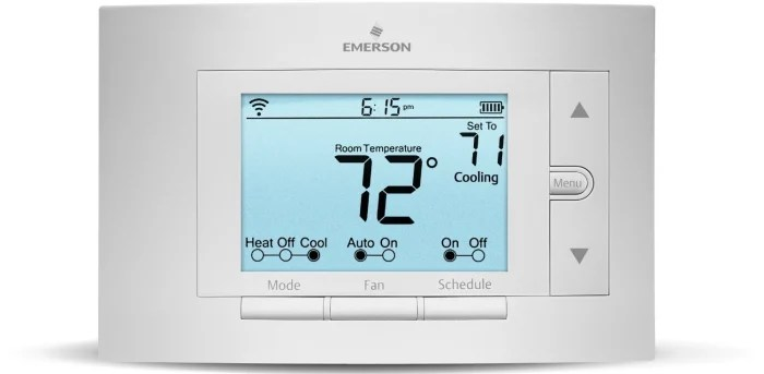 Sensi Wi-Fi Programmable Thermostat Black Friday