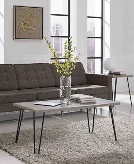 coffee table seen on Jill's Steals and Deals