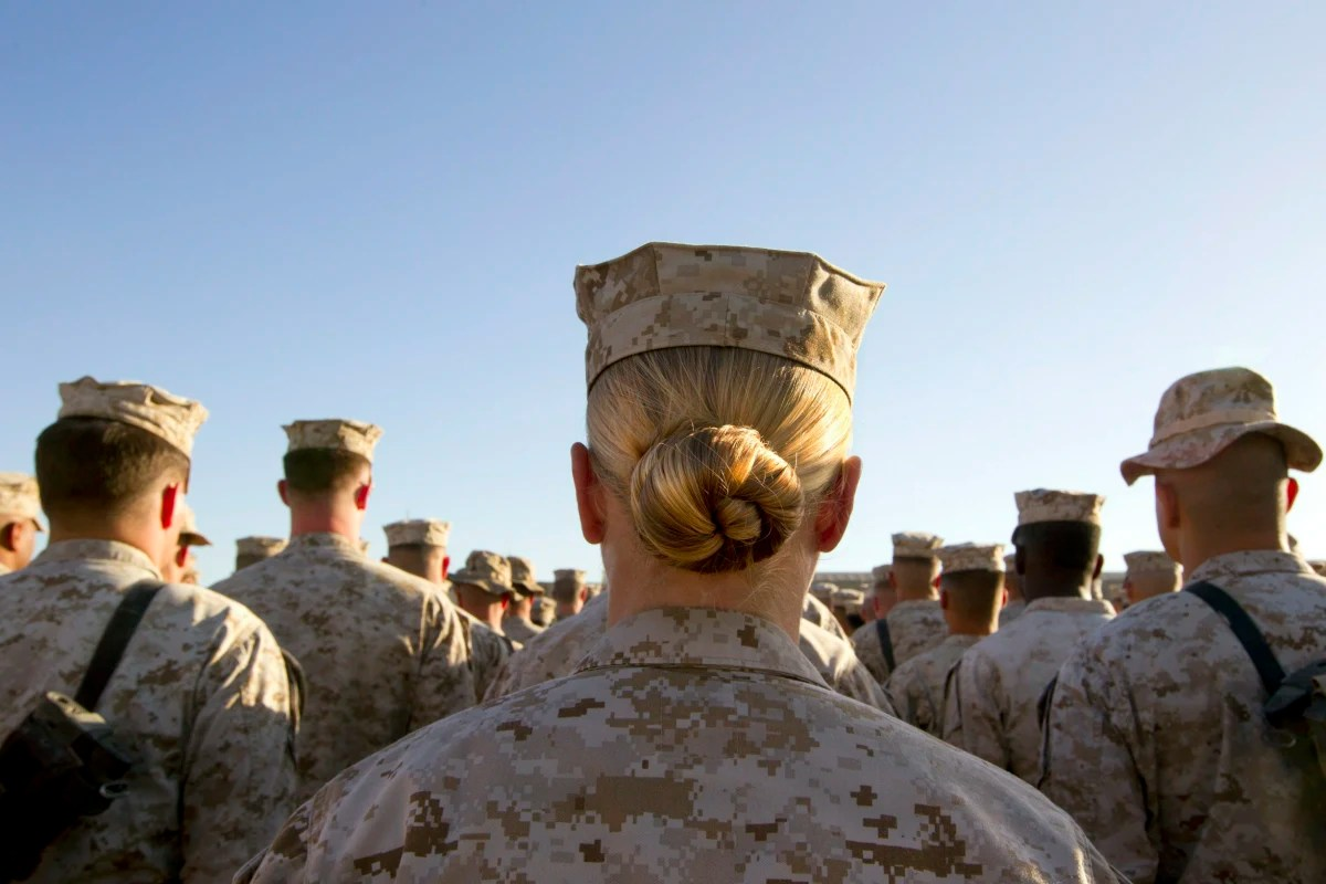 House OKs bill making nude photo sharing in military a crime