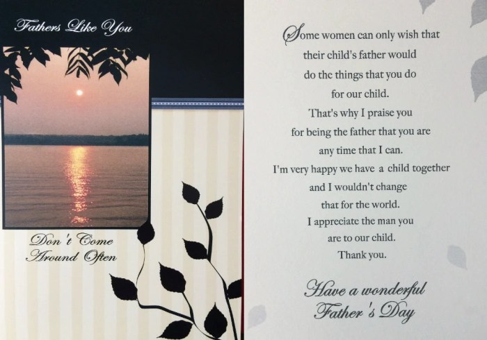 Divorce Inspires A New Kind Of Fathers Day Cards