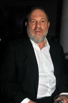 Image: Harvey Weinstein At Awards Dinner