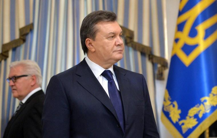 Image: Viktor Yanukovych