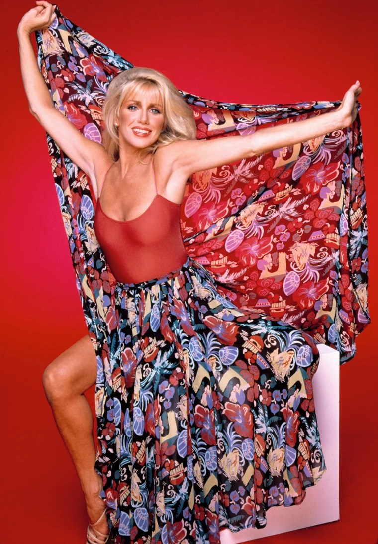 Flashback Suzanne Somers Looks Back On Threes Company