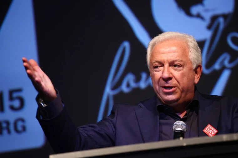 Guess founder Paul Marciano
