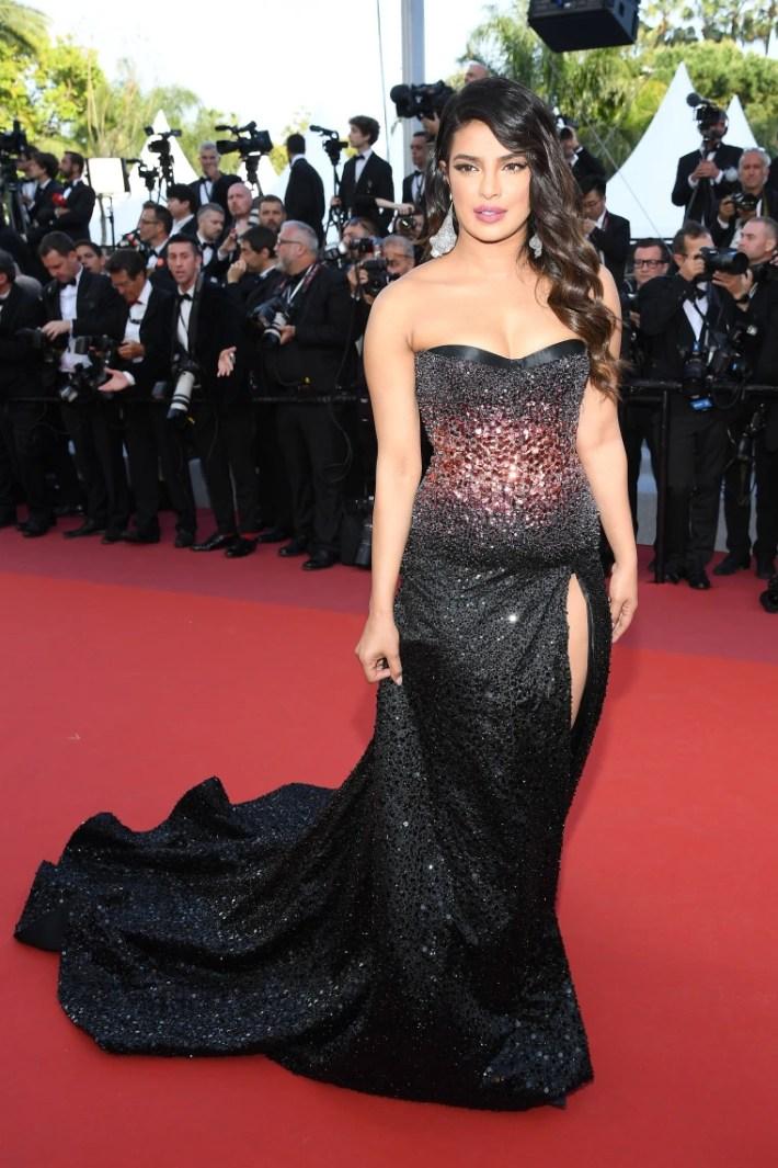 "Priyanka Chopra Cannes Film Festival, Cannes Film Festival red carpet, Cannes Film Festival 2019, ""Rocketman"" Red Carpet"