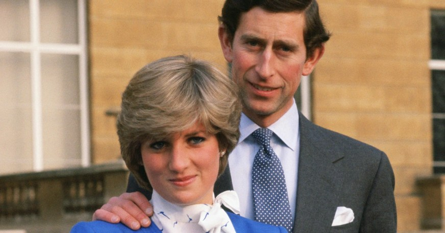 'The Crown' re-creates Princess Diana and Prince Charles ...