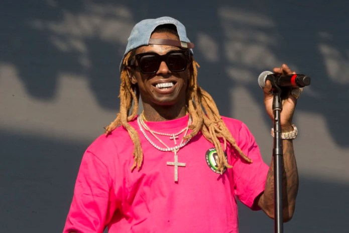 Image: Lil Wayne, Dwayne Michael Carter Jr.