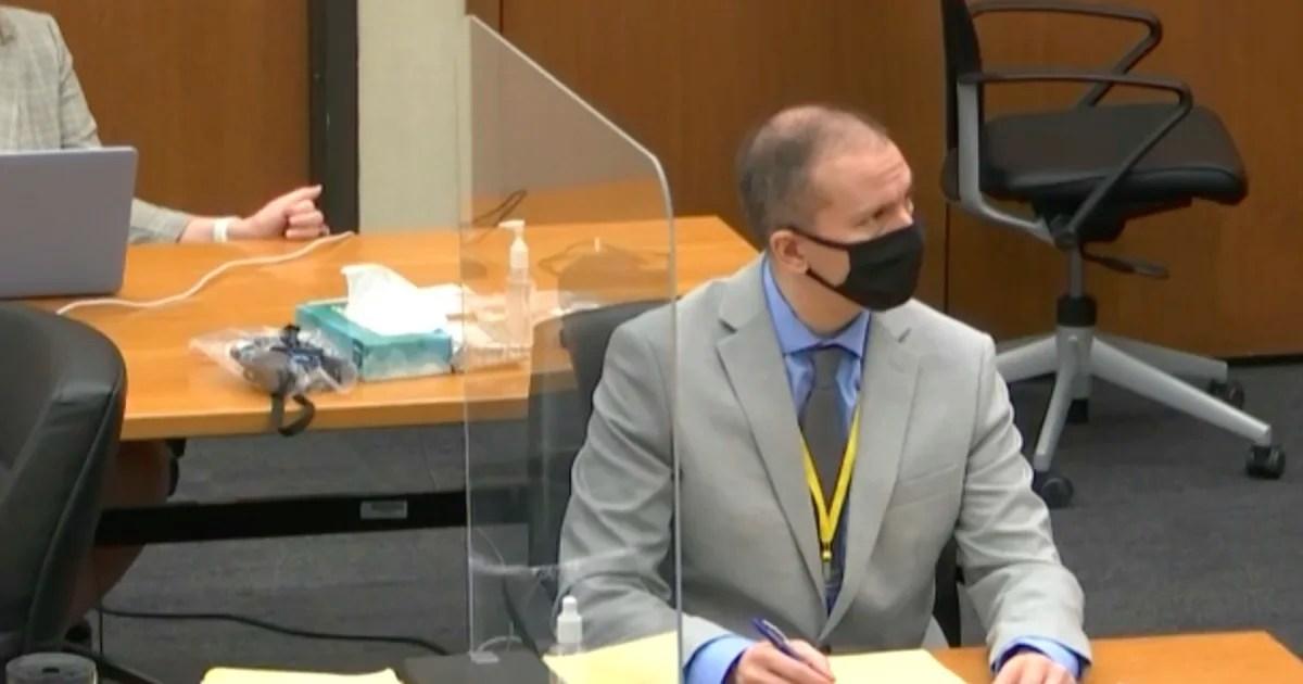 Derek Chauvin Trial: Judge allows third-degree murder charge in Chauvin trial 3/11/21