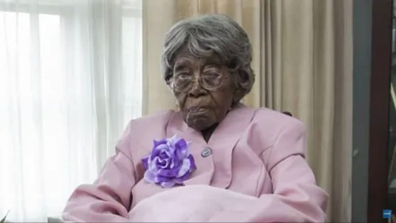 Sad news: Hester Ford, America's oldest person died at 116