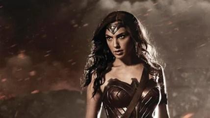 Image: Gal Gadot as Wonder Woman