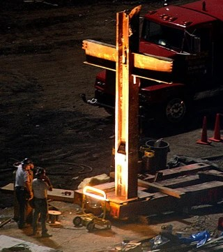 "The ""WTC cross"" is the subject of a debate that's going back to court Thursday."
