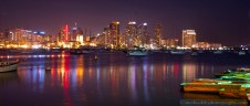 Downtown San Diego, from Harbor Dr.