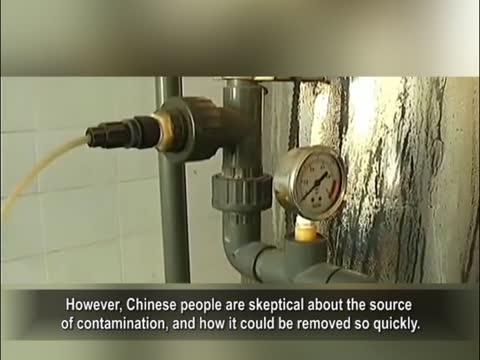 【禁聞】專家:超過2.8億人飲用問題水