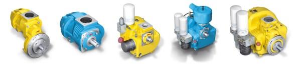 Kompressorer för luft och gas