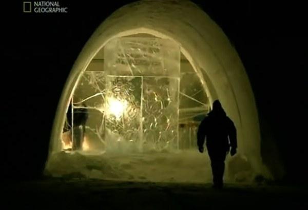 National Geographic: Суперсооружения: Ледяной отель (2006 ...