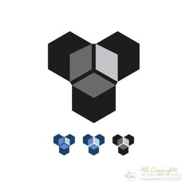 Logo: Rakenne - Suunnittelija Veera Arstio