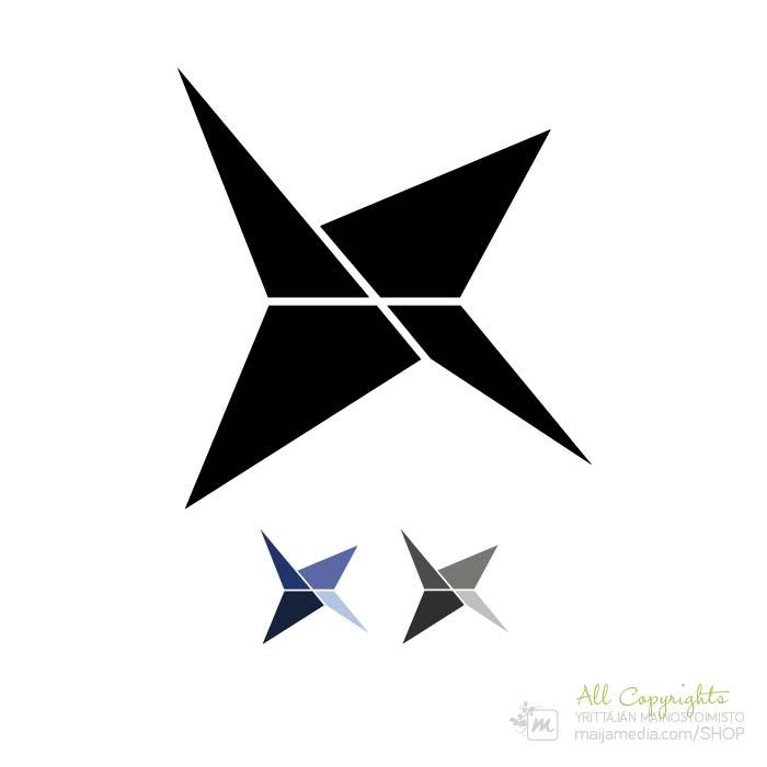 Logo: Taito - Suunnittelija Veera Arstio