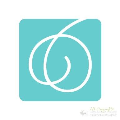 Logo: Eläväinen - Suunnittelija Maija Luomala