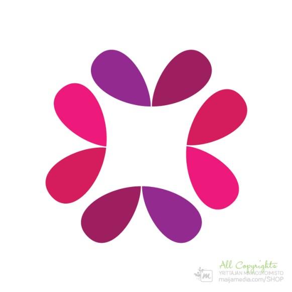 Logo: Elossa - Suunnittelija Henni Syrjä