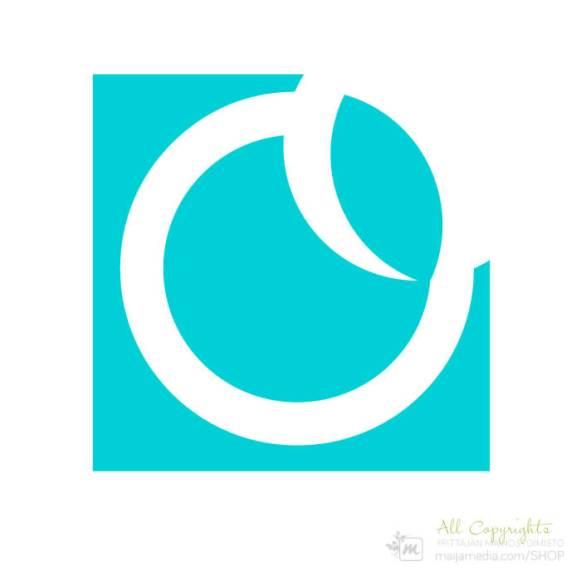 Logo: Kasvu - Suunnittelija Maija Luomala