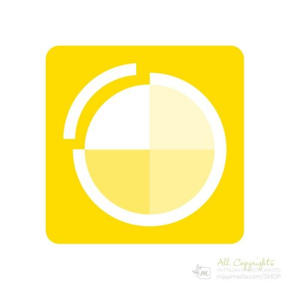 Logo: Kombo - Suunnittelija Maija Luomala