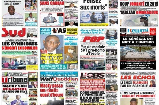Macky Sall : «les décrets d'application de la code de la presse seront signés dès…»