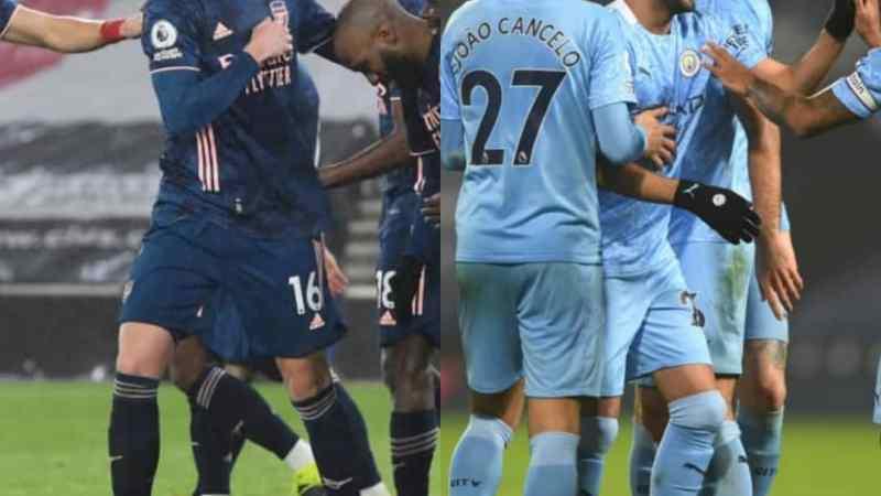 Premier League : Man City prend la tête, Arsenal enchaîne