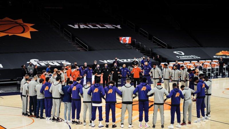 La NBA réagit suite aux événements de Washington