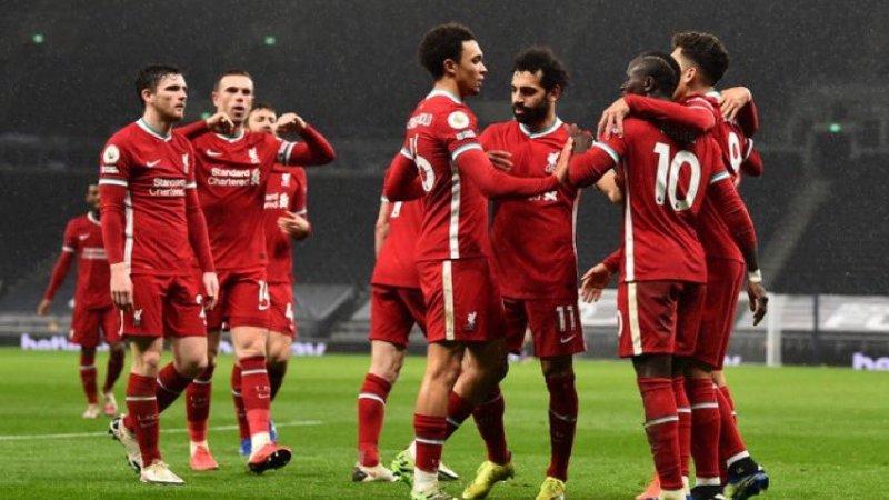 Les Reds renouent avec le succès dans le choc contre Tottenham