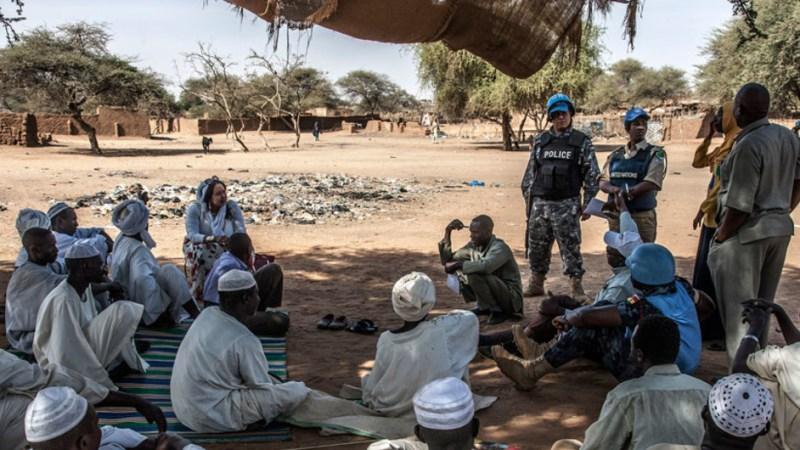 MONDE   fin de la mission onusienne au Darfour