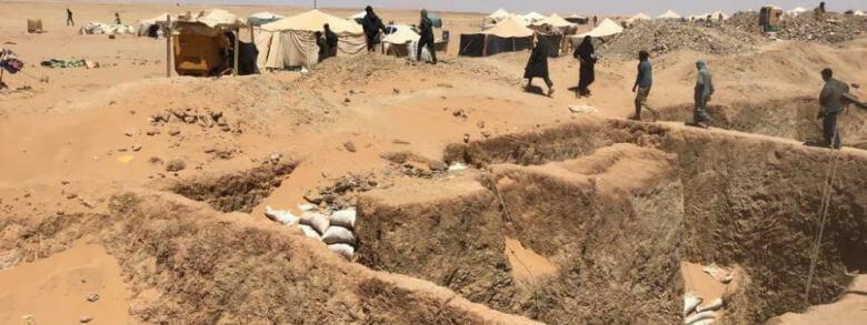 Mauritanie : l'effondrement d'un puits d'exploration aurifère aurait fait plusieurs morts