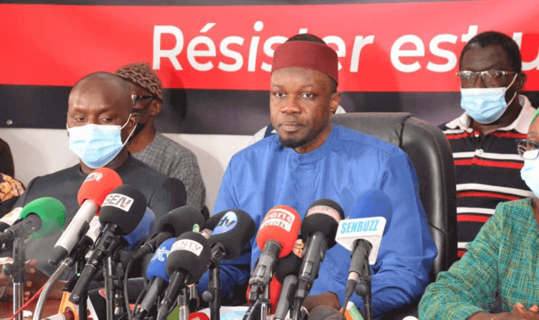 Ousmane Sonko catapulte Doudou Ka : «mon alter ego c'est son père politique Macky Sall»