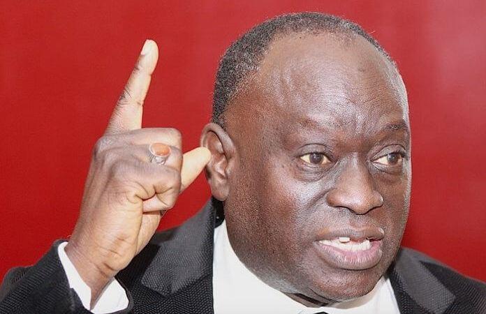 Me El Hadj Diouf : Opposition Bi Ay Criminels Ay Bandits Lagne (vidéo)