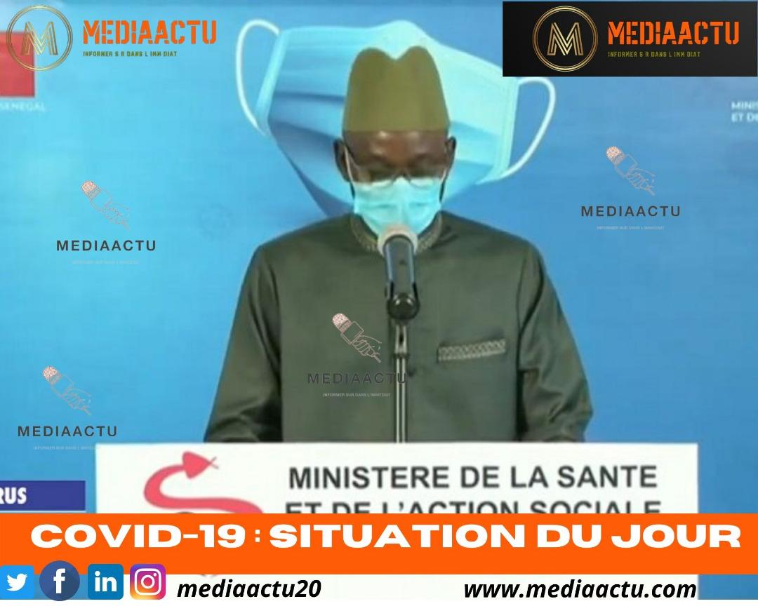 Variant Delta : un Sénégalais sur trois actuellement contaminé selon les derniers chiffres