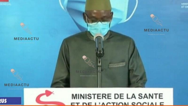 Covid-19 : le Sénégal n'a enregistré aucun cas ce mercredi