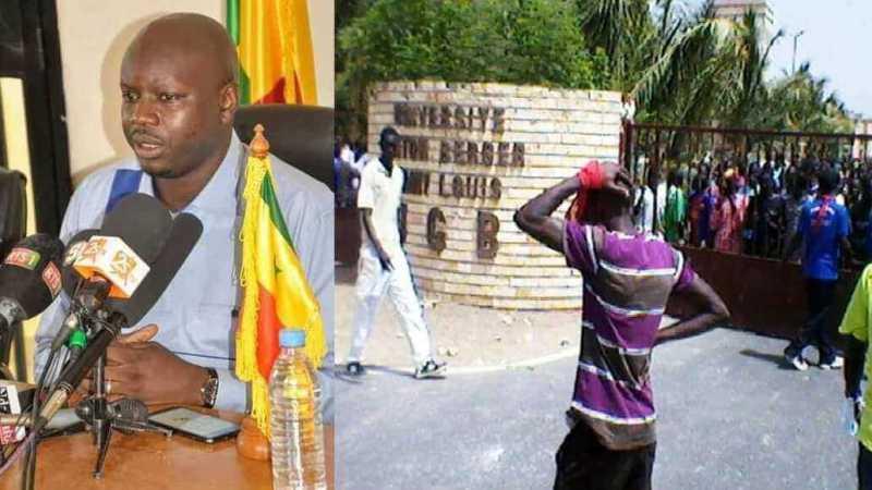 Université Gaston Berger : 11 étudiants de l'UGB arrêtés au siège de l'Ecobank