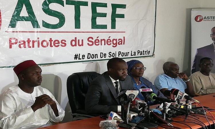 Le parti de Sonko pointe du doigt le régime de Macky Sall et l'accuse d'avoir  «menacé la stabilité du Sénégal»