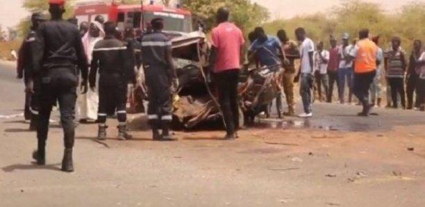 Bambey: Un Asp meurt dans une collision entre une charrette et une moto