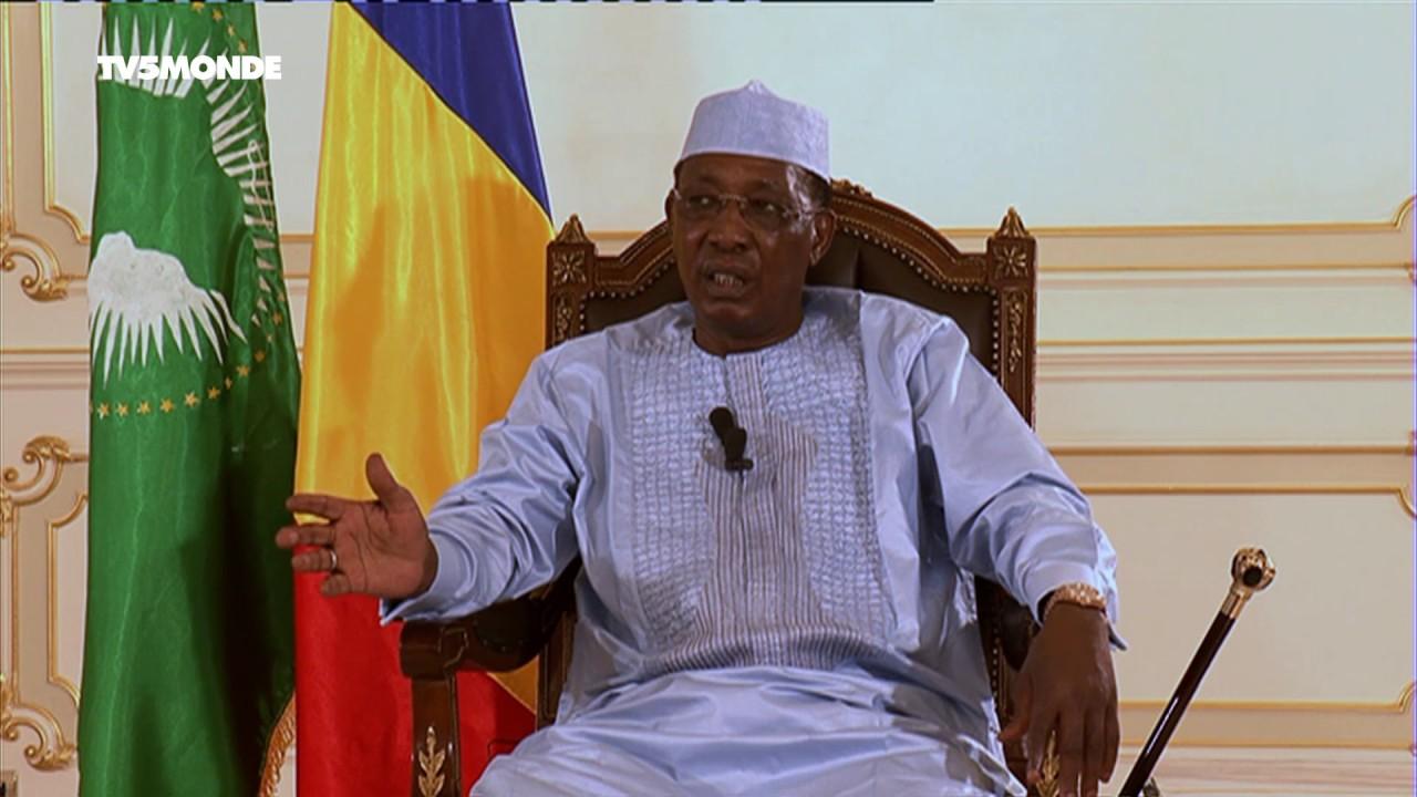 Mort du président Idriss Déby : «Le peuple tchadien est aujourd'hui soulagé», selon le journaliste Makaila N'Guebla
