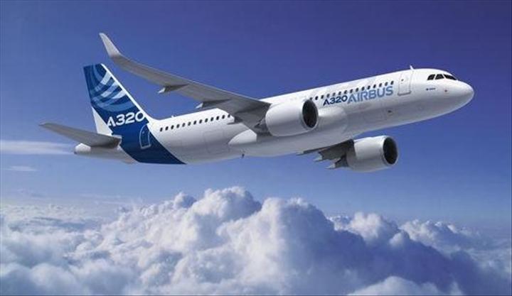 Le président de la République a acquis un nouvel avion de commandement A-320 NEO (communiqué)