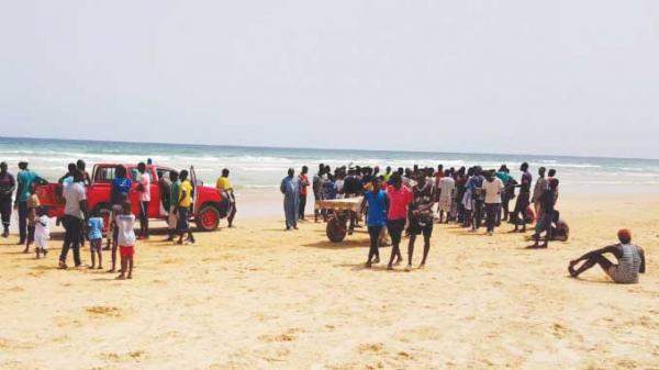Drame à Mbao : 7 jeunes morts noyés à la plage