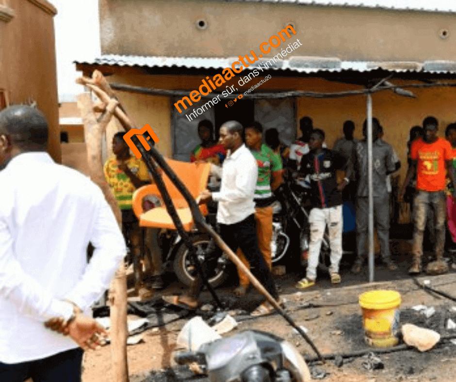 Massacre de Solhan au Burkina : le Balai citoyen dépose plainte contre le gouvernement